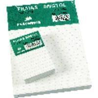 EXACOMPTA PAQUETE 100 FICHAS 65 X 95 MM HORIZONTAL REF. 713800S