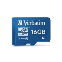 VET TJ MEM MicroSDHC 16GB AZUL Class 10