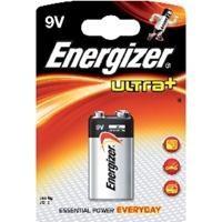 ENERGIZER BLISTER 1 PILA ULTRA PLUS 6LR61 9 VOLTIOS REF. 624646