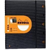 RHO CUAD EXABOOK A4+ 5X5 80H PP 132142C