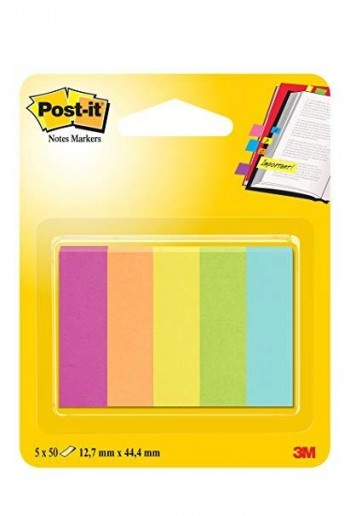 MININOTES PAPER POST-IT 12,7x44,4 670-5CA-EU PEFC