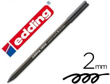 ROTULADOR PUNTA FIBRA EDDING 1300