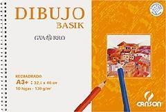 BLOC BASIK GUARRO 20H. 130G A4+ 0400695
