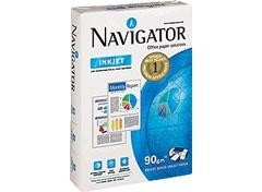 PAPEL NAVIGATOR A4 90GR. INKJET