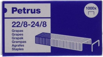 PETRUS C.1000 GRAPAS OFICINA 22/8-24/8 COBREADA REF 55714
