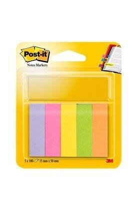 MININOTES POST-IT15x50 100H STD 670-5 5U.