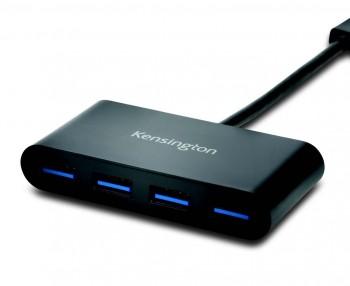 HUB KENSINGTON UH4000 4 PUERTOS USB 3.0